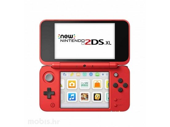 Nintendo 2DS XL Console Limited Edition Pokeball