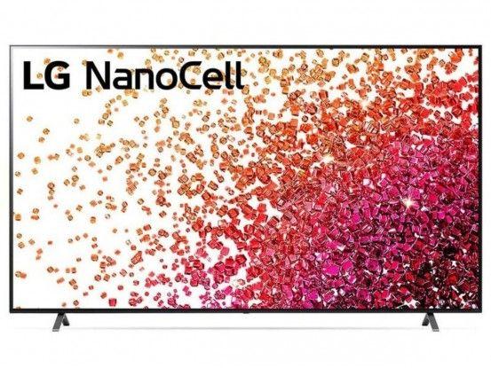 LG LED TV 65NANO753PR Nano Cell Smart