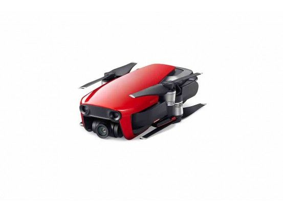 DJI dron Mavic Air Fly More Combo Flame Red CP.PT.00000169.01