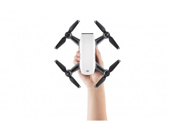 DJI dron Spark Fly More Combo Alpine White CP.PT.000889