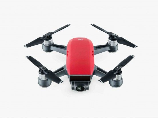 DJI dron Spark Fly More Combo Lava Red CP.PT.000891