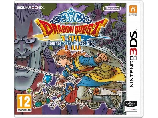 Igra za Nintendo 3DS Dragon Quest VIII: Journey of the Cursed King