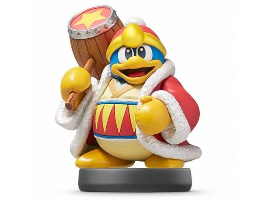 Figurica Amiibo Super Smash Bros King Dedede no 28