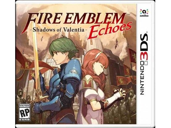 Igra za Nintendo 3DS Fire Emblem Echoes Shadows of Valentia