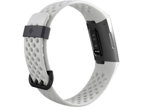 Fitbit pametni sat Charge 3 Special Edition Graphite White