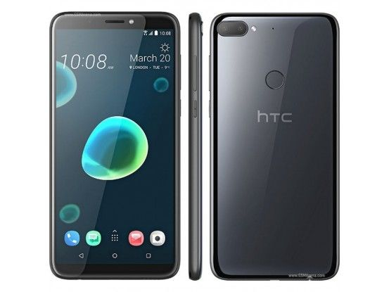 HTC pametni telefon Desire 12 plus DS Black