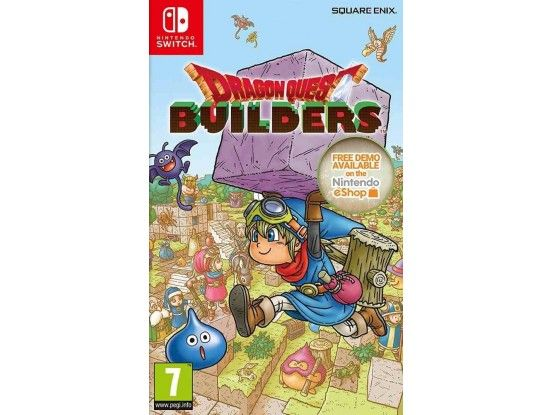 Igra za Nintendo Switch Dragon Quest Builders