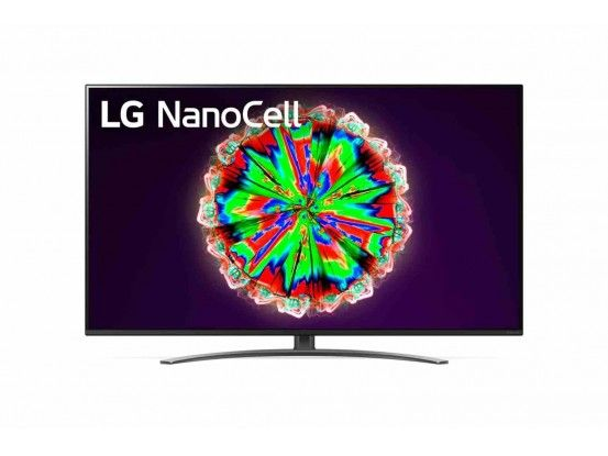 LG LED TV 55NANO813NA Nano Cell Smart