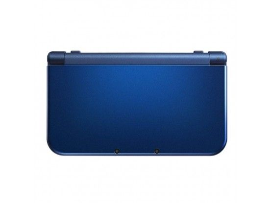 Nintendo New 3DS XL Console Metallic Blue