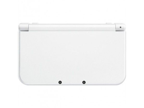 Nintendo New 3DS XL Console Pearl White
