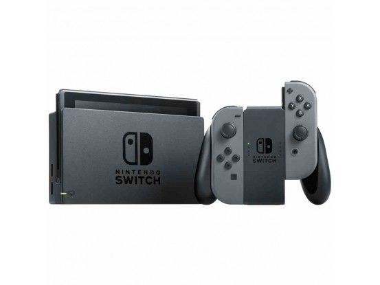 Nintendo Switch Console Grey Joy-Con