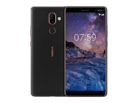 Nokia pametni telefon 7 Plus DS Black