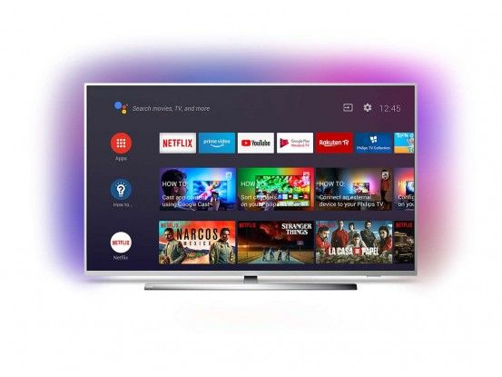 Philips LED TV 43PUS7354/12 UHD Ambilight Android