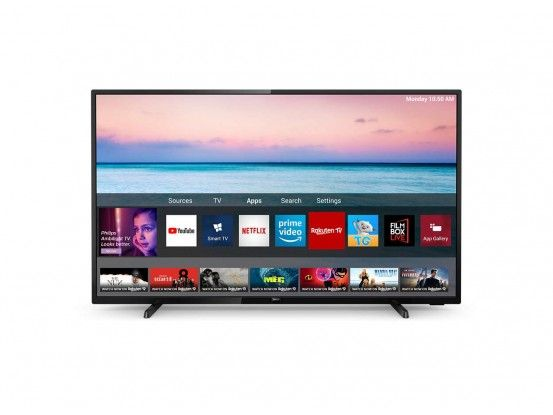Philips LED TV 50PUS6504/12 UHD Smart