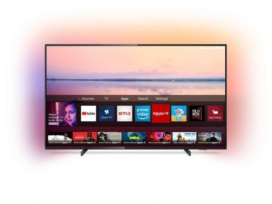 Philips LED TV 55PUS6704/12 UHD Ambilight