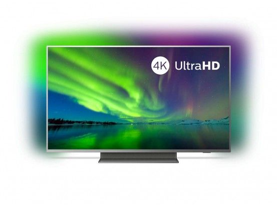 Philips LED TV 50PUS7504/12 UHD Ambilight Android