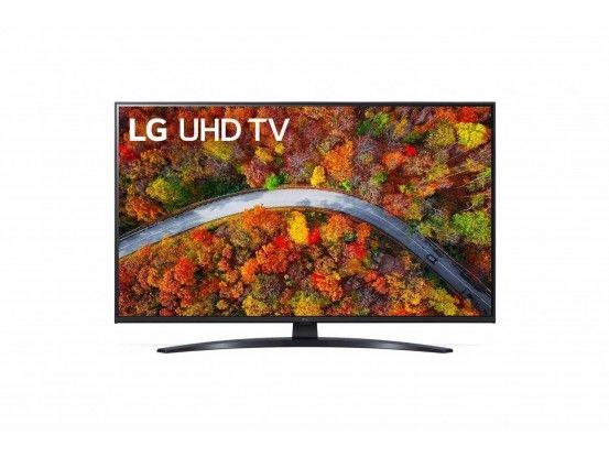 LG LED TV 75UP81003LA UHD Smart