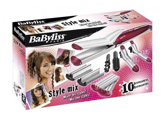 Babyliss uvijač za kosu Style Mix MS21E