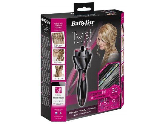 BaByliss uvijač za kosu Twist Secret TW1100E