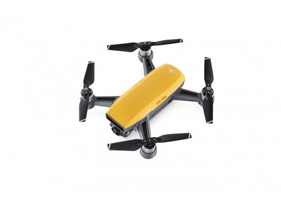 DJI dron Spark Fly More Combo CP.PT.000890 Sunrise Yellow
