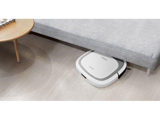 Ecovacs robotski usisavač Deebot Slim2 bijeli