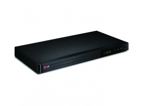 LG DVD player DP542H