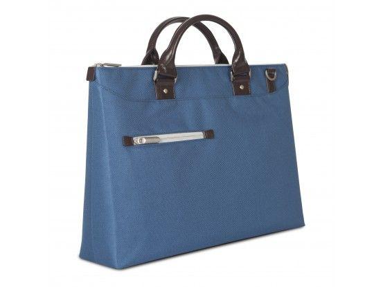 Moshi torba za prijenosno računalo Urbana plava