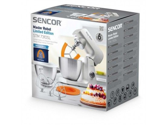 Sencor kuhinjski robot mikser STM 7310SL