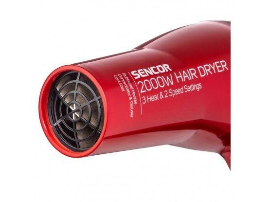 Sencor sušilo za kosu SHD 6701RD