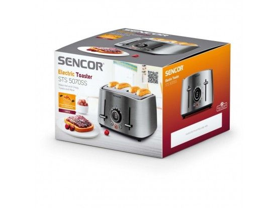 Sencor toster STS 5070SS