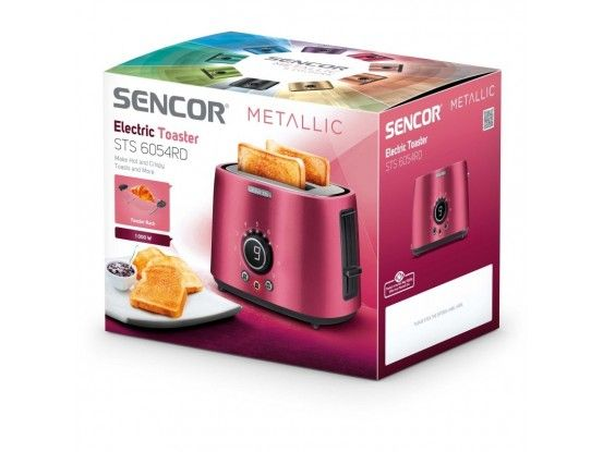Sencor toster STS 6054RD