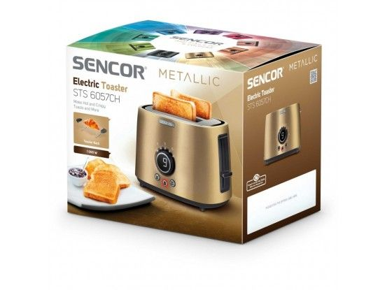 Sencor toster STS 6057CH