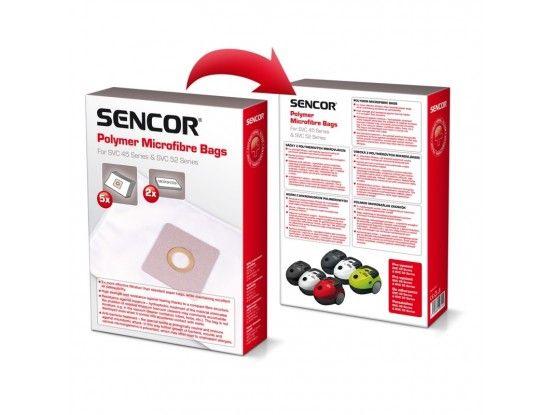 Sencor vrećice za usisavač SVC 45, 5 kom
