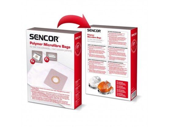 Sencor vrećice za usisavač SVC 530