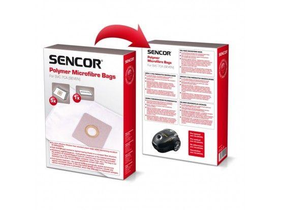 Sencor vrećice za usisavač SVC 7CA, 5 kom