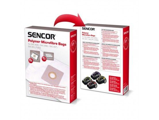 Sencor vrećice za usisavač SVC 8, 5 kom