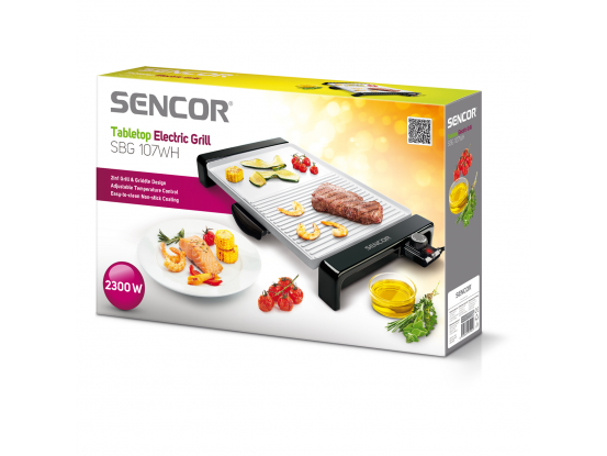Sencor električni roštilj SBG 107WH