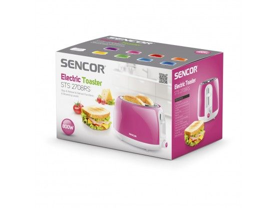 Sencor toster STS 2708RS