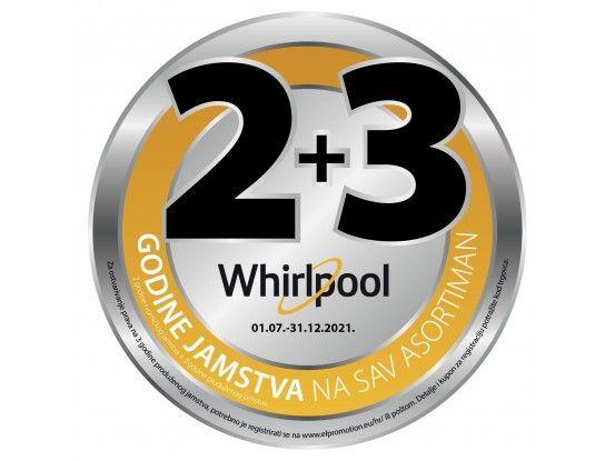 Whirlpool ugradbena perilica posuđa WRIC 3C26