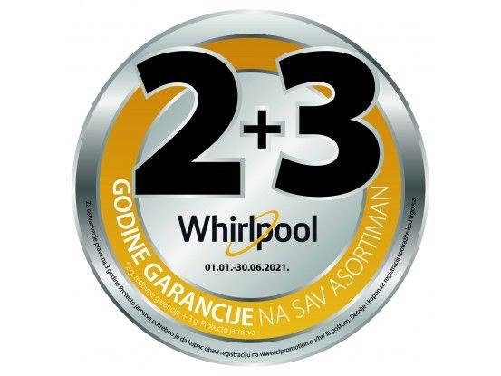 Whirlpool perilica posuđa WFC 3C23 PF